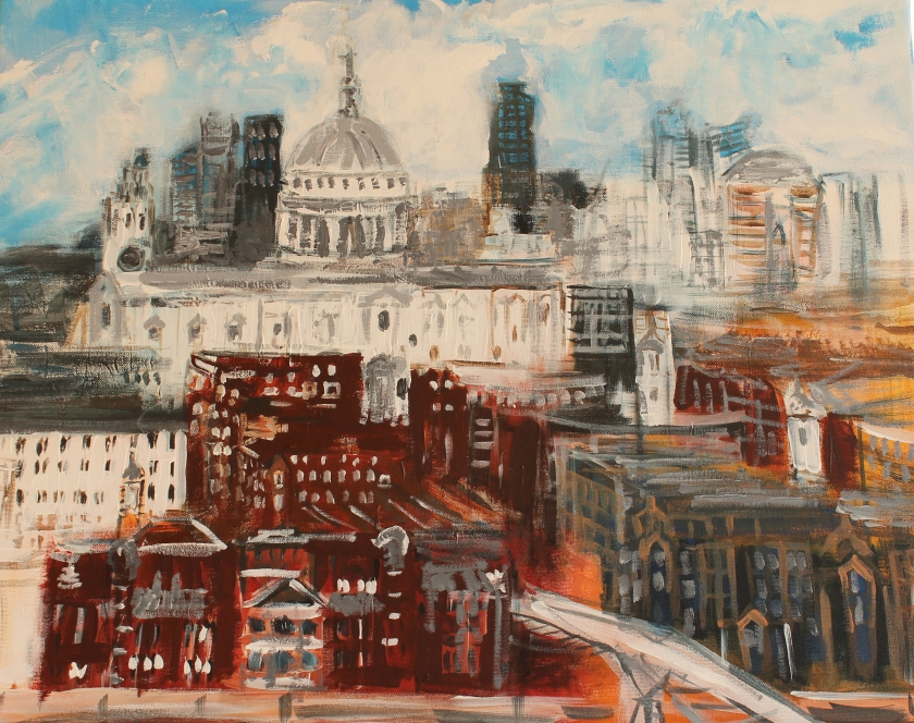 view of st paul's from tate modern2